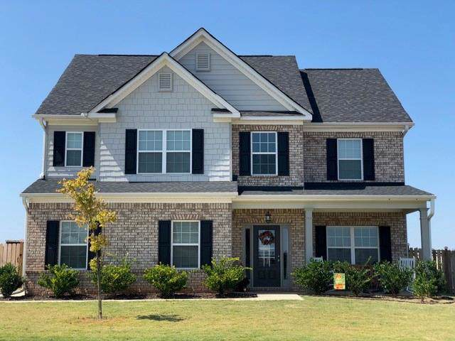 7 Yonah Way, Dallas, GA 30132 (MLS #6620799) :: Kennesaw Life Real Estate