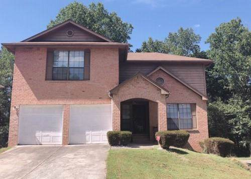 7043 Ivy Pointe Row, Austell, GA 30168 (MLS #6620935) :: North Atlanta Home Team