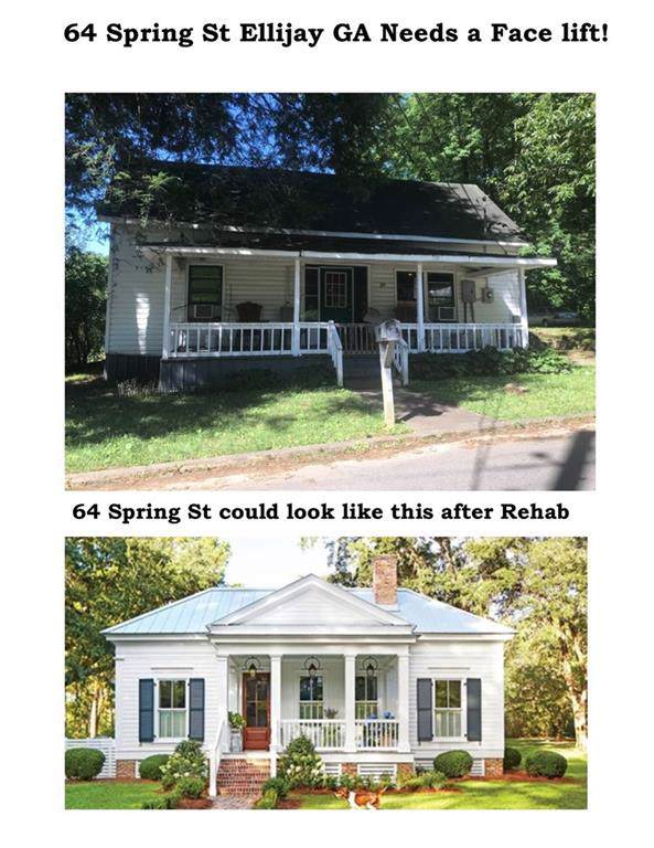 64 Spring Street, Ellijay, GA 30540 (MLS #6621026) :: The Zac Team @ RE/MAX Metro Atlanta
