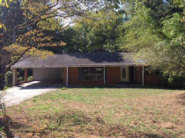 1201 Lanier Drive SW, Marietta, GA 30060 (MLS #6621218) :: North Atlanta Home Team