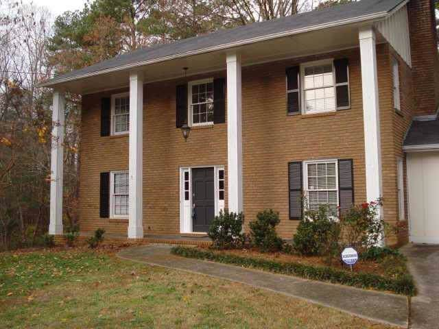 1175 Old Forge Drive, Roswell, GA 30076 (MLS #6621394) :: The Zac Team @ RE/MAX Metro Atlanta
