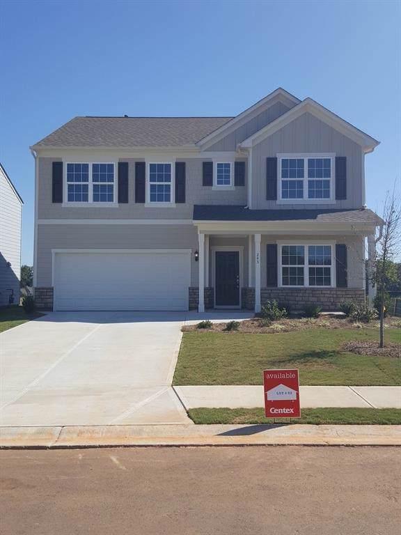 243 Paulownia Circle, Mcdonough, GA 30253 (MLS #6621980) :: North Atlanta Home Team