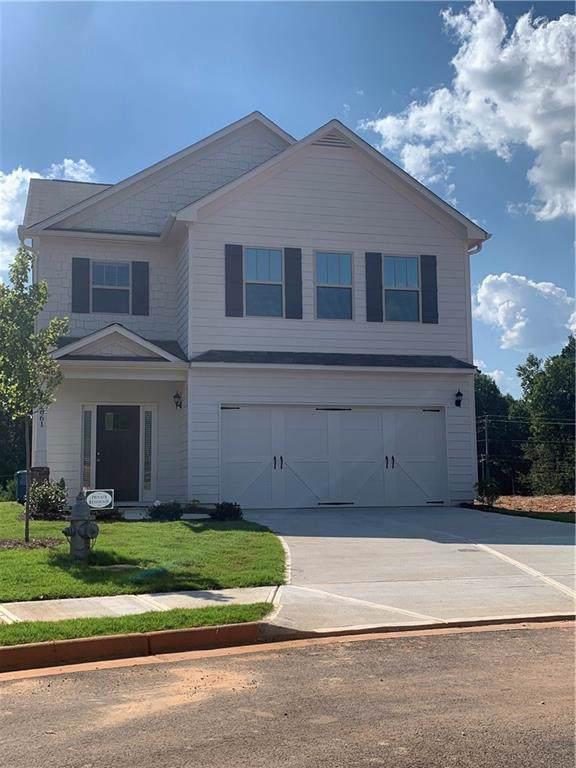 460 Omnia Ridge Way, Lawrenceville, GA 30044 (MLS #6621987) :: North Atlanta Home Team