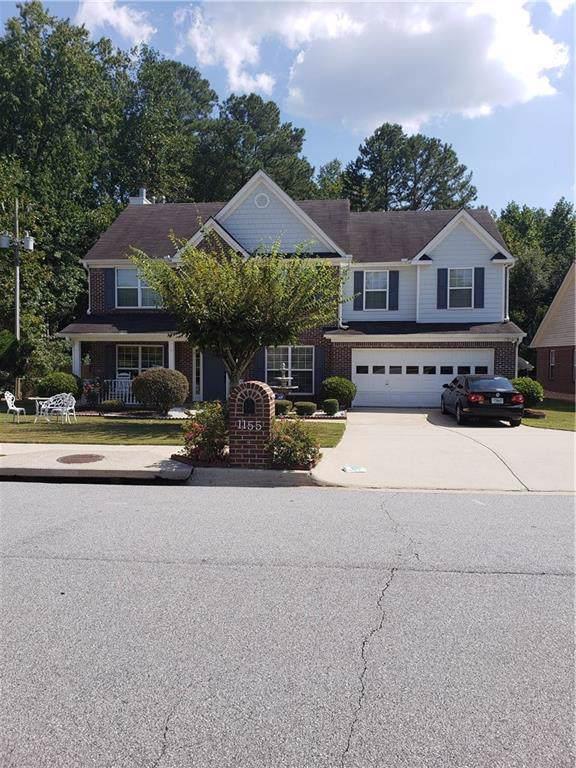 1155 Chandler Ridge Drive, Lawrenceville, GA 30045 (MLS #6622258) :: The Realty Queen Team