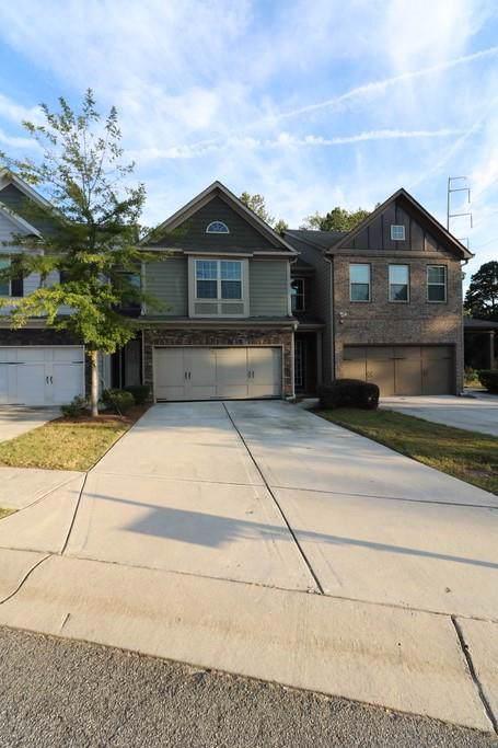6412 Story Circle, Norcross, GA 30093 (MLS #6623080) :: North Atlanta Home Team