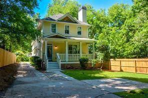 1104 Boulevard Drive NE, Atlanta, GA 30317 (MLS #6623115) :: North Atlanta Home Team