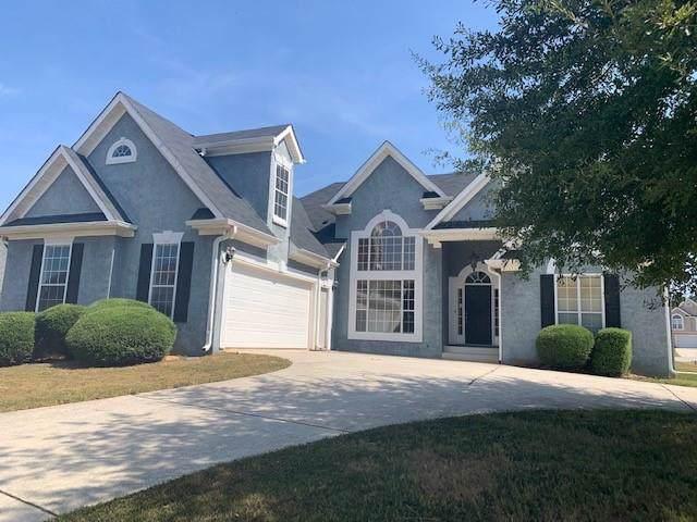813 Rock Lane, Mcdonough, GA 30253 (MLS #6623683) :: North Atlanta Home Team