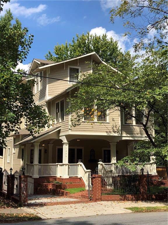 1266 Euclid Avenue NE, Atlanta, GA 30307 (MLS #6623708) :: North Atlanta Home Team