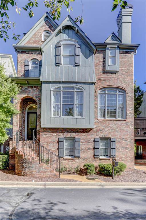 1131 Park Overlook Drive NE, Atlanta, GA 30324 (MLS #6623735) :: North Atlanta Home Team