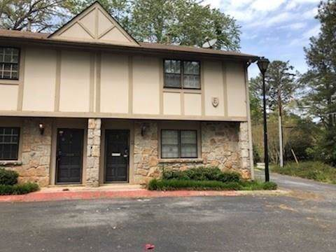 1150 Rankin Street E6, Stone Mountain, GA 30083 (MLS #6624040) :: The Zac Team @ RE/MAX Metro Atlanta