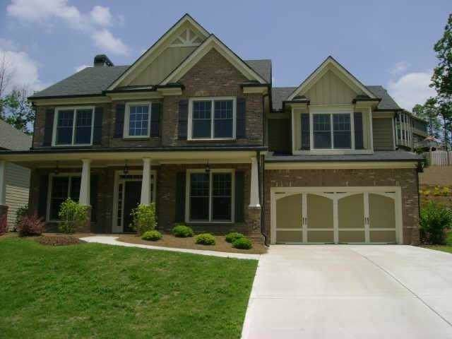 7537 Brookstone Circle, Flowery Branch, GA 30542 (MLS #6624356) :: Kennesaw Life Real Estate