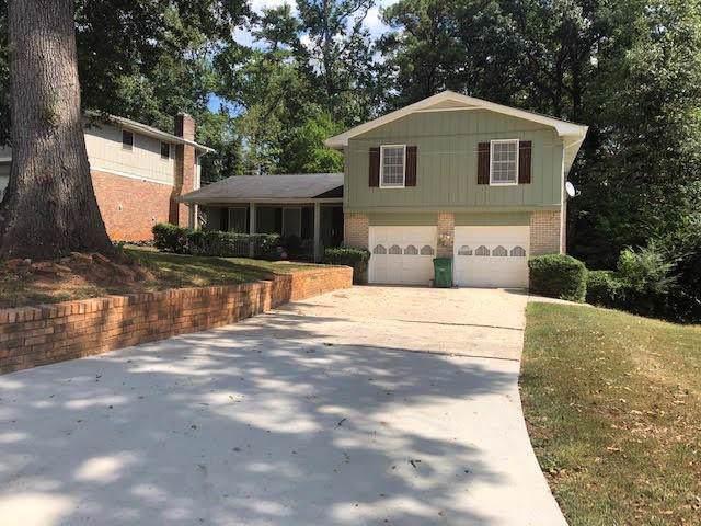 2242 Emerald Springs Dr, Decatur, GA 30035 (MLS #6624768) :: North Atlanta Home Team