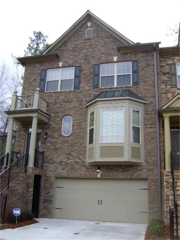 2790 Birch Grove Lane SE #11, Marietta, GA 30067 (MLS #6624984) :: North Atlanta Home Team