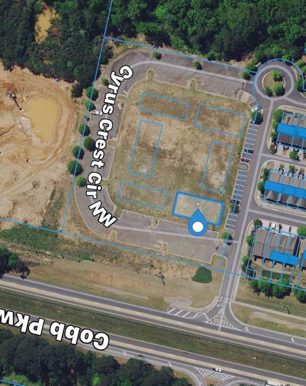 3100 Cyrus Creek Drive, Kennesaw, GA 30152 (MLS #6625094) :: North Atlanta Home Team