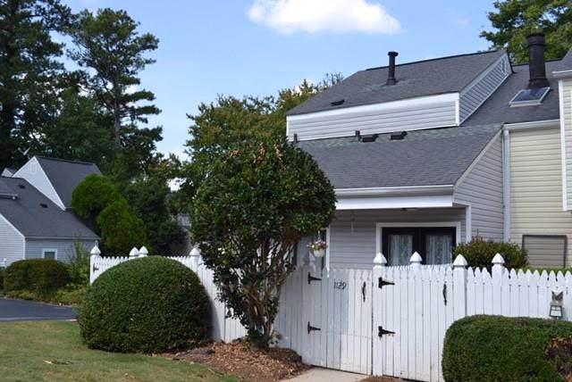 1129 Roselawn Lane SE, Marietta, GA 30067 (MLS #6625187) :: Kennesaw Life Real Estate
