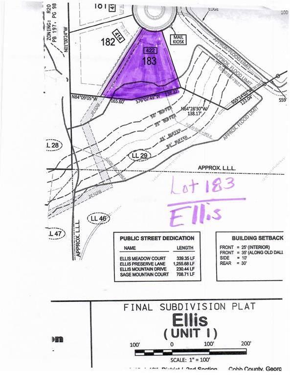 422 Ellis Meadow Court, Marietta, GA 30064 (MLS #6625326) :: North Atlanta Home Team