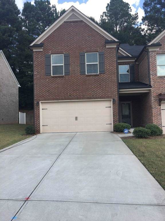 218 Britt Drive, Lawrenceville, GA 30046 (MLS #6625503) :: North Atlanta Home Team