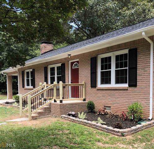 475 Northbridge Road, Fayetteville, GA 30215 (MLS #6625718) :: The North Georgia Group