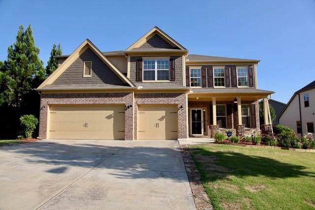 322 Liberty Drive, Acworth, GA 30102 (MLS #6625782) :: North Atlanta Home Team