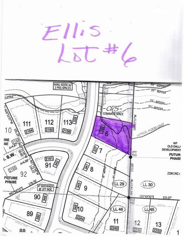 333 Ellis Preserve Lane SW, Marietta, GA 30064 (MLS #6625796) :: North Atlanta Home Team