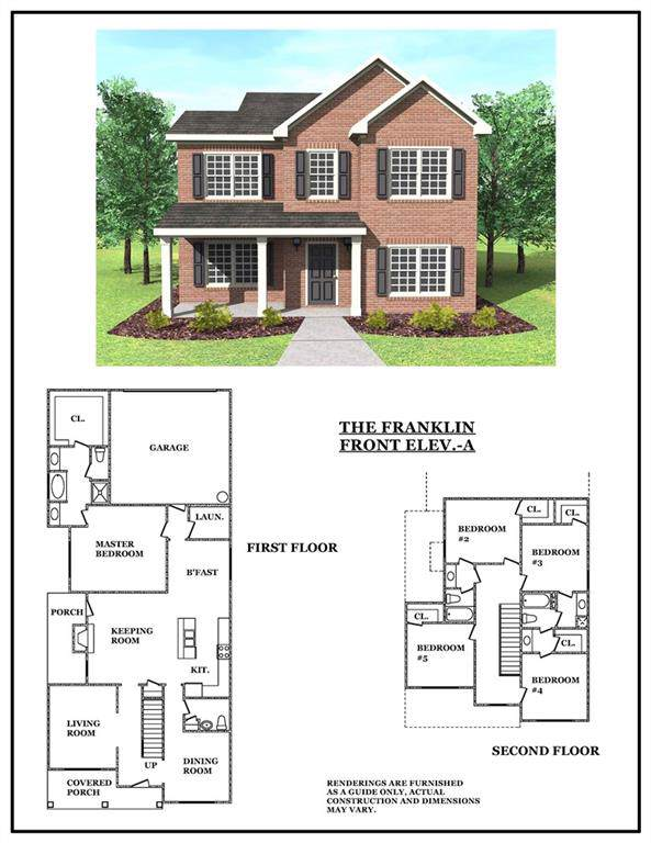 204 Addy Lane Lane, Stockbridge, GA 30281 (MLS #6625867) :: North Atlanta Home Team