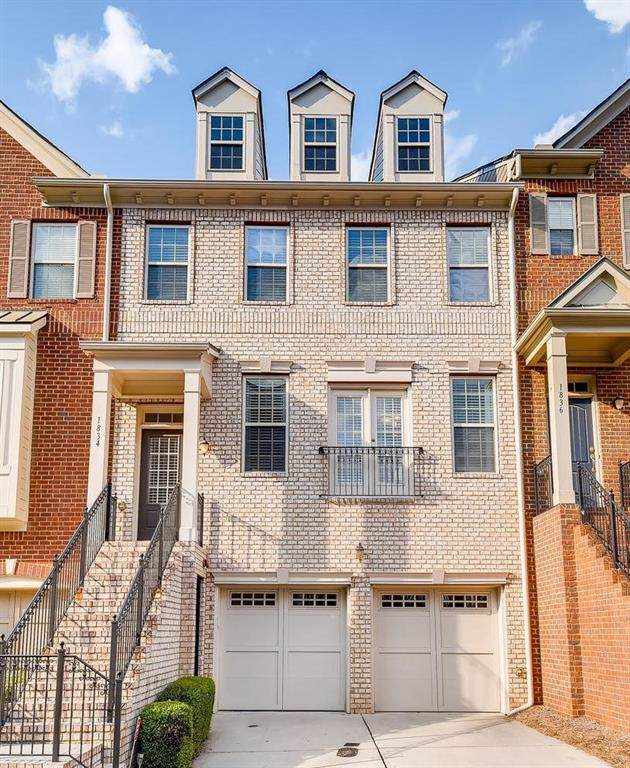 1834 Dorman Avenue NE, Brookhaven, GA 30319 (MLS #6626387) :: The Heyl Group at Keller Williams