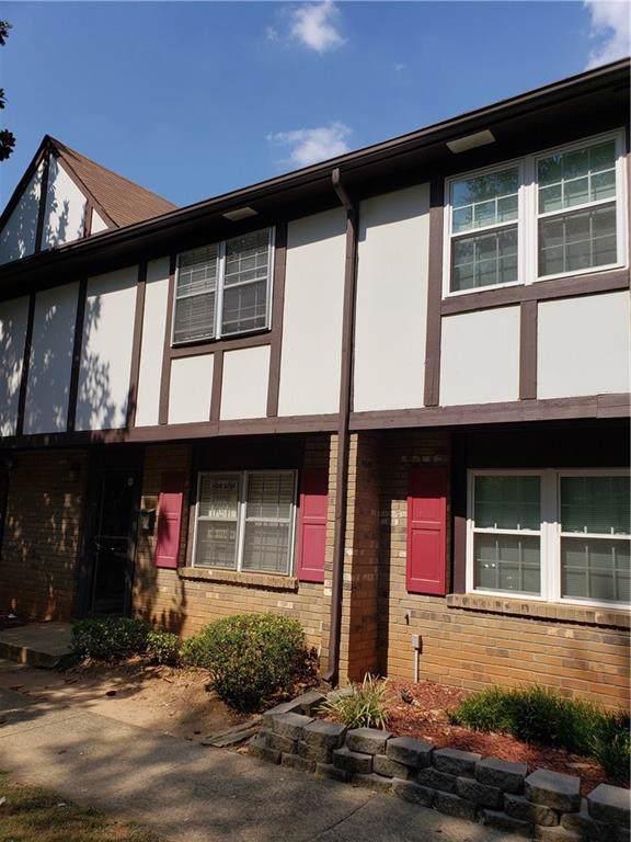 1375 Kingsgate Drive, Stone Mountain, GA 30083 (MLS #6626432) :: North Atlanta Home Team