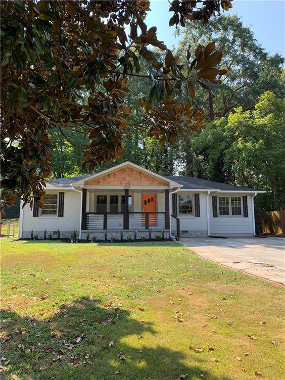 2025 E Camellia Drive, Decatur, GA 30032 (MLS #6627120) :: North Atlanta Home Team