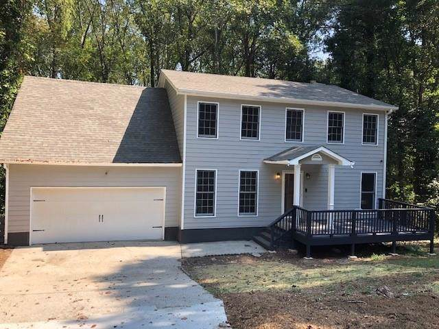 6612 Autumn West Drive, Riverdale, GA 30296 (MLS #6627454) :: Charlie Ballard Real Estate