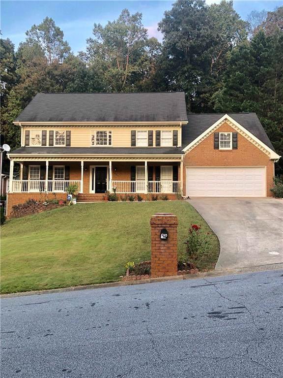 670 Belgrave Lane, Tucker, GA 30084 (MLS #6627605) :: North Atlanta Home Team