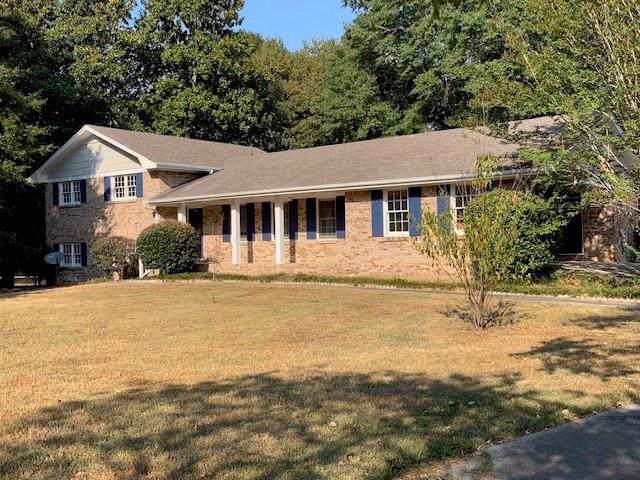 1761 Francis Road SW, Conyers, GA 30094 (MLS #6627941) :: North Atlanta Home Team