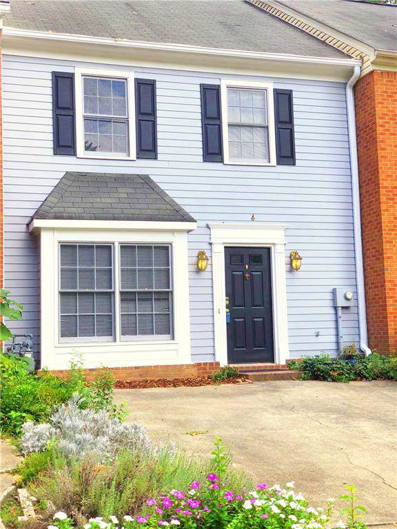 478 Salem Woods Drive, Marietta, GA 30067 (MLS #6628152) :: North Atlanta Home Team
