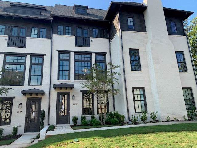 6612 Aria Village Drive #638, Sandy Springs, GA 30328 (MLS #6628436) :: North Atlanta Home Team