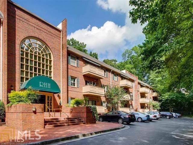 307 Ridley Howard Court, Decatur, GA 30030 (MLS #6628965) :: North Atlanta Home Team