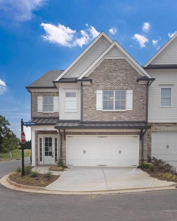 1249 Hightower Crossing #50, Marietta, GA 30060 (MLS #6629398) :: North Atlanta Home Team
