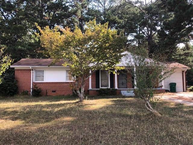 1434 Panola Road, Stone Mountain, GA 30088 (MLS #6629448) :: North Atlanta Home Team