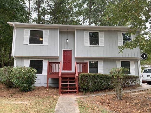 8245 Gledstone Way, Fairburn, GA 30213 (MLS #6629530) :: Iconic Living Real Estate Professionals
