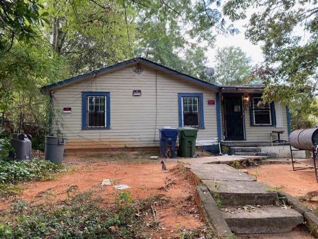 1196 Mobile Street NW, Atlanta, GA 30314 (MLS #6629798) :: North Atlanta Home Team