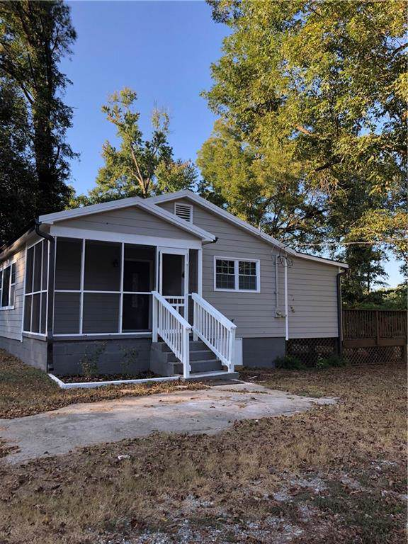 132 County Farm Road, Jefferson, GA 30549 (MLS #6630072) :: North Atlanta Home Team