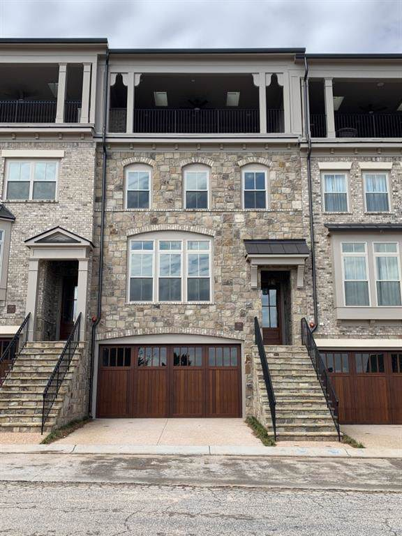 3832 Paces Lookout Drive #24, Atlanta, GA 30339 (MLS #6630106) :: Iconic Living Real Estate Professionals