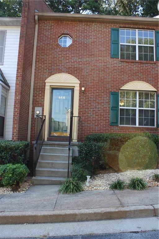 6418 Wedgeview Drive, Tucker, GA 30084 (MLS #6630128) :: North Atlanta Home Team