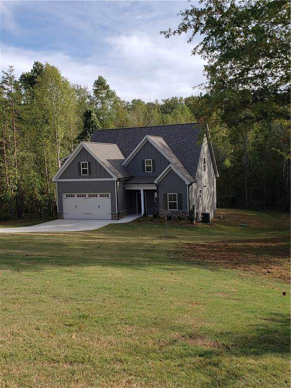 65 Glen Pine Trail, Dawsonville, GA 30534 (MLS #6630207) :: MyKB Partners, A Real Estate Knowledge Base