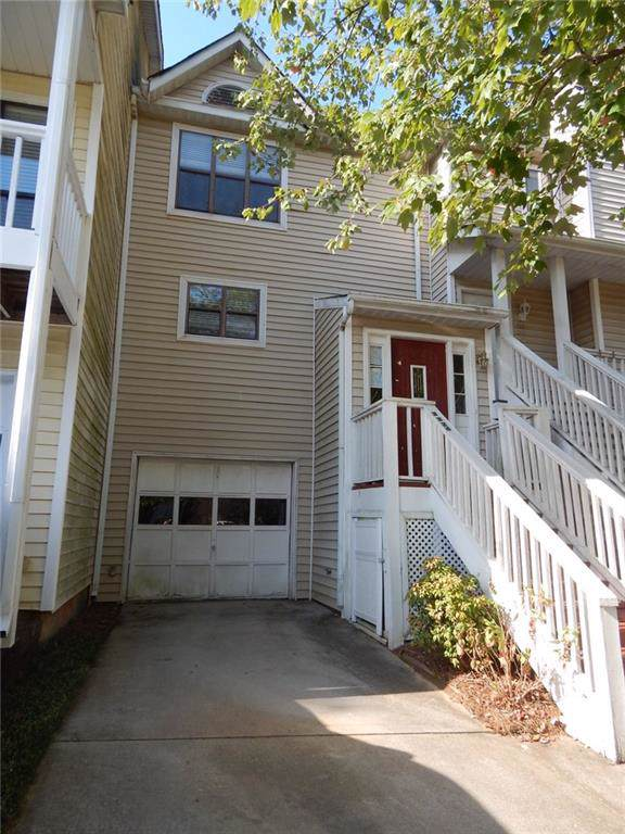 2224 Spring Walk Court #2224, Chamblee, GA 30341 (MLS #6630436) :: Rock River Realty