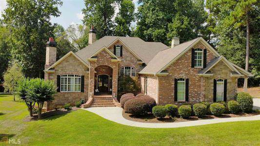 100 Old Lees Mill Road, Fayetteville, GA 30214 (MLS #6630507) :: Iconic Living Real Estate Professionals