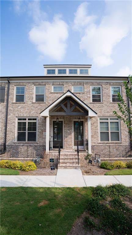 2302 Mclean Chase SE, Smyrna, GA 30080 (MLS #6630662) :: Kennesaw Life Real Estate