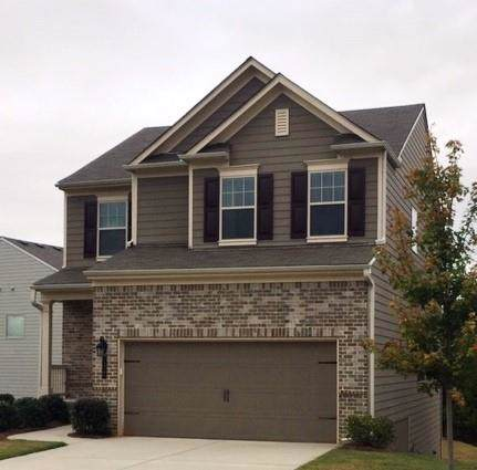 155 Canvas Ives Drive, Lawrenceville, GA 30045 (MLS #6630840) :: The North Georgia Group