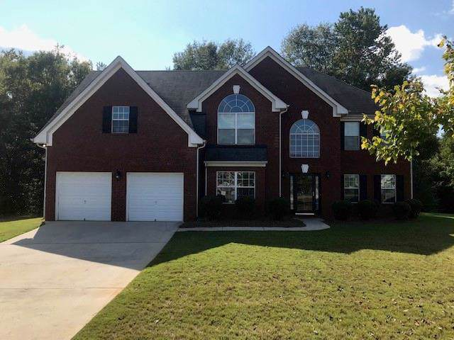 1520 Lincoln Terrace, Mcdonough, GA 30252 (MLS #6630903) :: North Atlanta Home Team