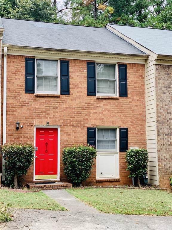 616 Twin Brooks Way SE, Marietta, GA 30067 (MLS #6631073) :: Rock River Realty