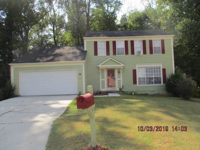 1959 Big Branch Court, Lithonia, GA 30058 (MLS #6631128) :: North Atlanta Home Team