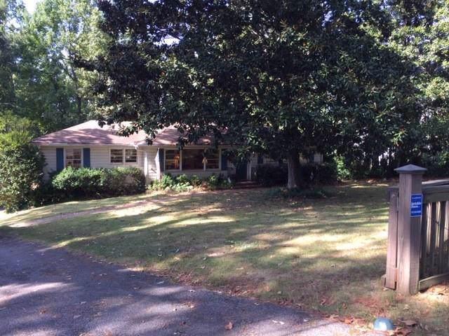 4520 Stella Drive Nw, Sandy Springs, GA 30327 (MLS #6631188) :: The Hinsons - Mike Hinson & Harriet Hinson